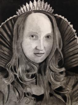 Royal Self-Portrait