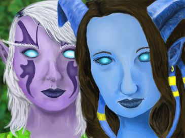 World of Warcraft Portrait